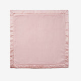 Chalk Pink Fleece Baby Security Blanket