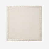 Cream Coral Fleece Baby Security Blanket