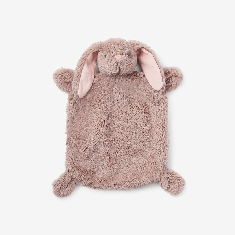 Bunny Flat Baby Security Blanket