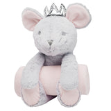 Princess Mousie Bedtime Huggie Plush Toy