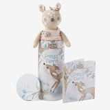 "10"" Fifi Fawn Baby Knit Toy with Gift Box"