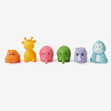 Safari Party Squirtie Baby Bath Toys
