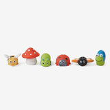 Garden Party Squirtie Baby Bath Toys