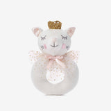 Princess Kitty Baby Ring Rattle