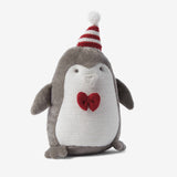 "6"" Holiday Penguin Plush Baby Knit Doll"