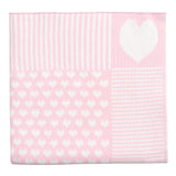 Pink Patterned Blanket