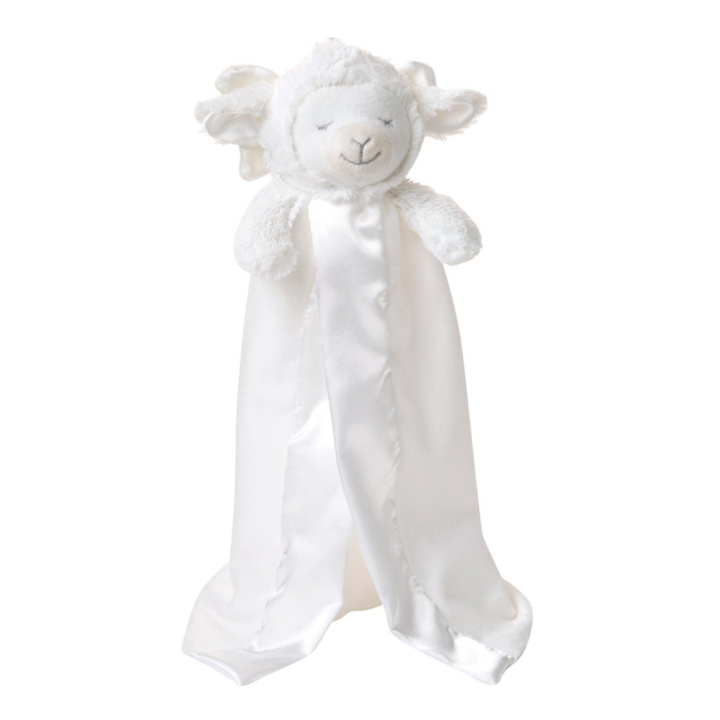 Prayer Lamb Mini Blankie
