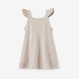 Elephant Princess Flutter Sleeve Dress