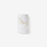 White Simple Fleece Security Blanket