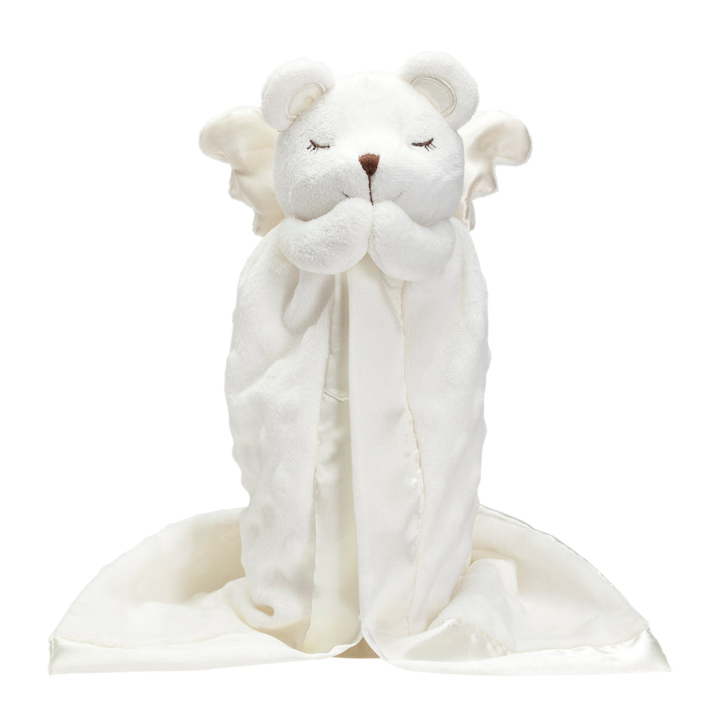 Prayer Bear Baby Security Blanket