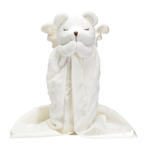 Prayer Bear Blankie -16 Inch