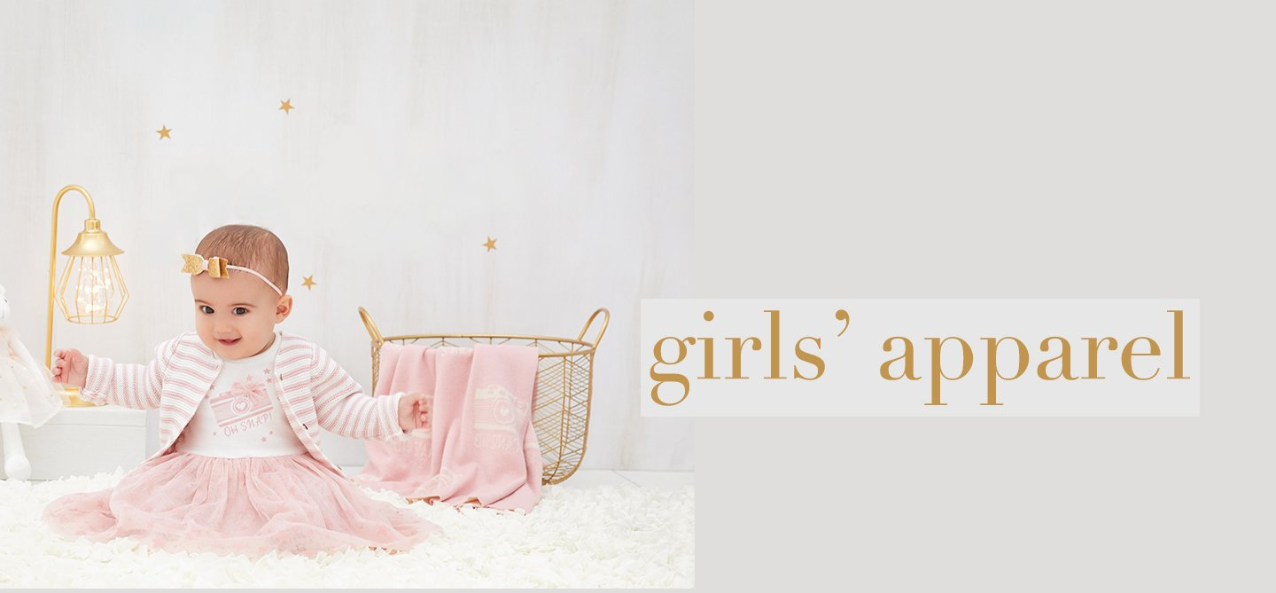 GIRL'S APPAREL