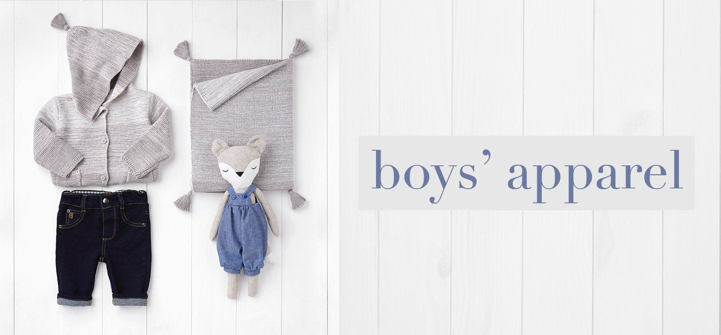 BOY'S APPAREL