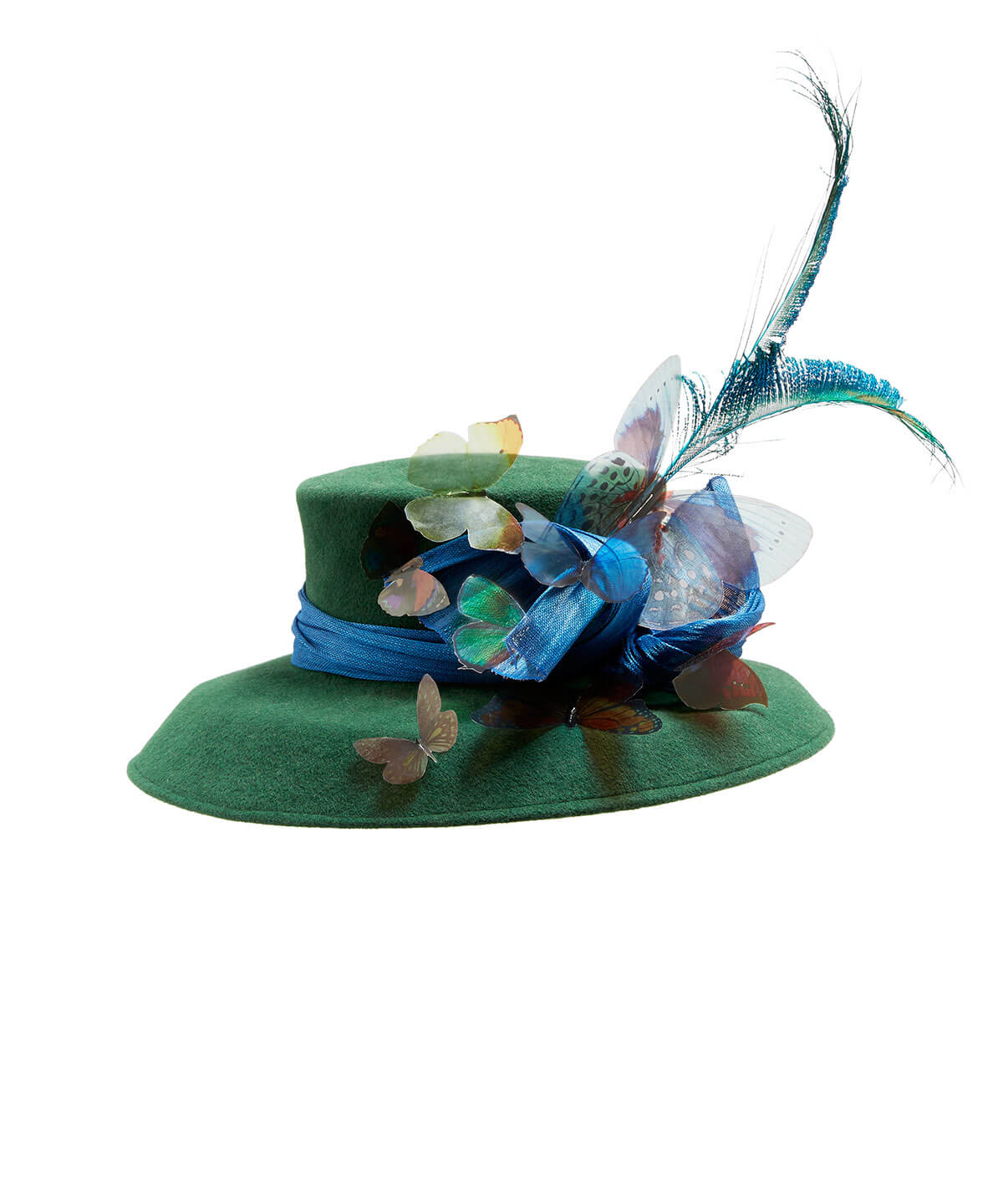 Queen Butterfly Millinery