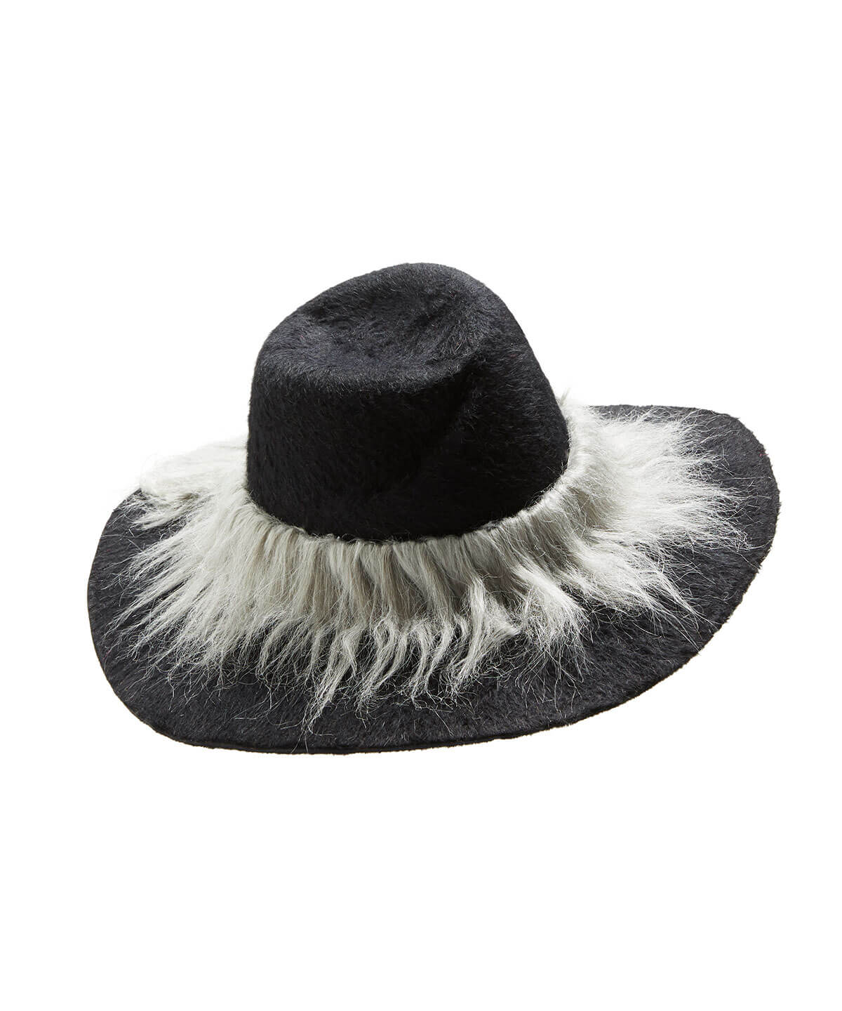 Furry Cowgirl Hat