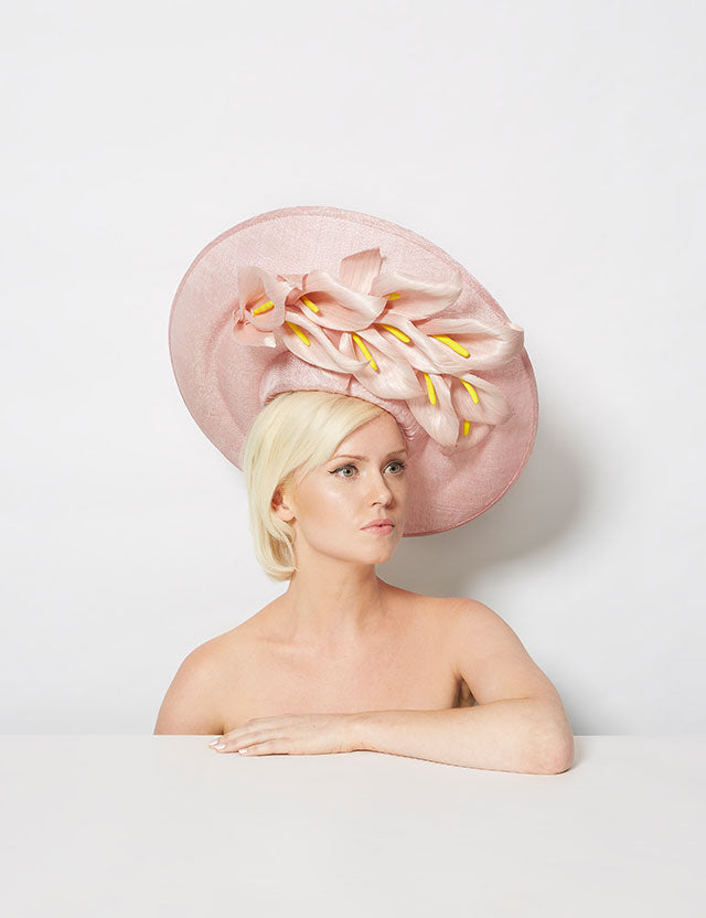 Calla Bouquet Millinery
