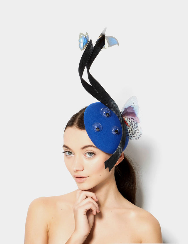 Royal Butterfly Millinery