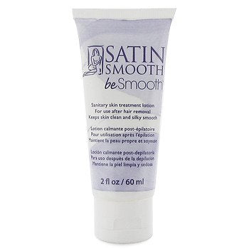 SATIN SMOOTH beSmooth Skin Treatment Lotion SSBSCR2