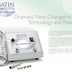 DermaRadiance® by Satin Smooth - Dual-Version, Microdermabrasion Machine