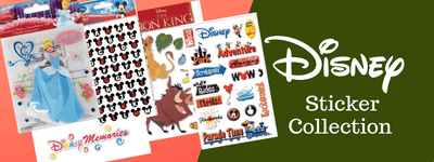 Disney Sticker Collection