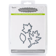 Darice Embossing Essentials Dies Cut Leaves 3pk