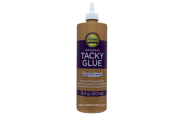 Aleene's Tacky Glue 16oz | Craftastic Cabin Inc