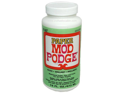Plaid® Mod Podge® - Paper Gloss 16oz