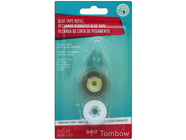 Tombow Mono Adhesive Applicator 39' refill | Craftastic Cabin Inc