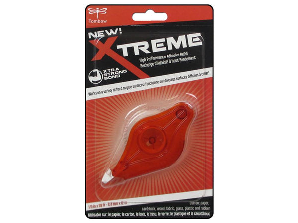 Tombow XTREME Adhesive Tape Runner Refill_Permanent - Craftastic Cabin Inc