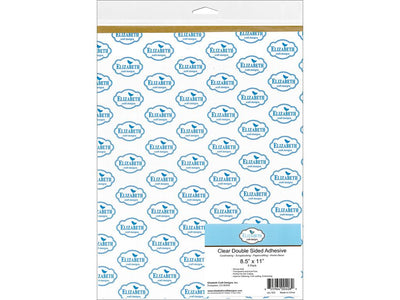 Elizabeth Craft Adhesive Double Side 8.5