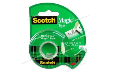 Scotch Tape Magic 1⁄2