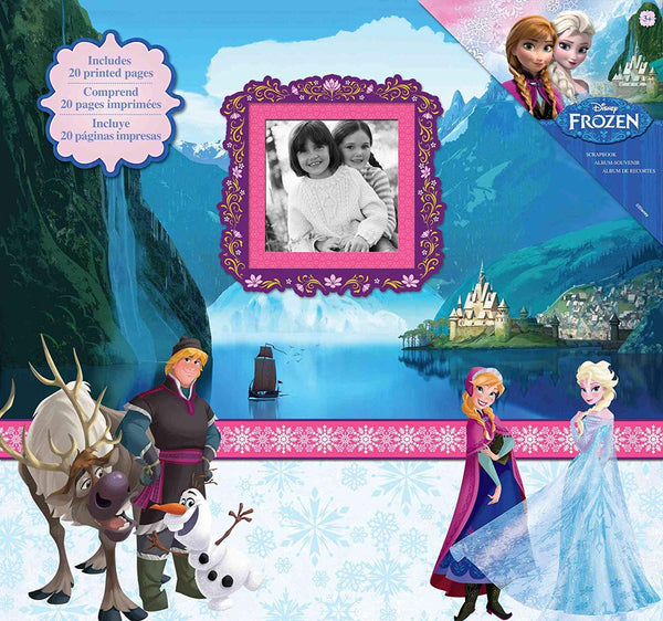 Frozen - EK Success Disney Post Bound Album 12