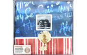 "K&Company Scrapbook Album 12x12"" Nautical Script Boxed"