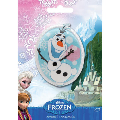 Olaf - Wrights Disney Frozen Iron-On Applique