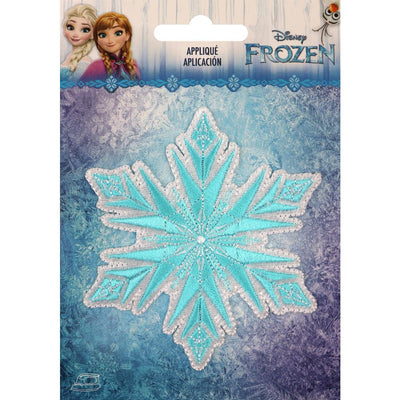 Wrights Iron-On Applique - Snowflake