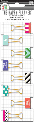 Create 365 Happy Planner Binder Clips