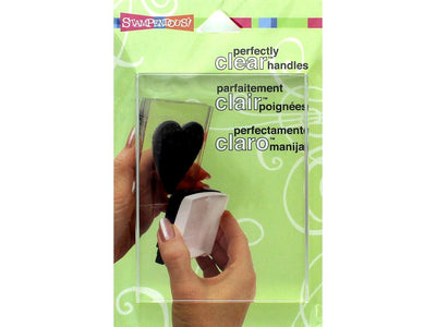 Stampendous Clear Stamp Handle Medium