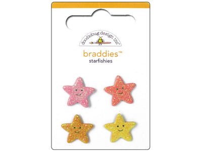 Doodlebug Collection Under The Sea Braddies Starfishies
