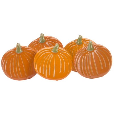 Eyelet Outlet Shape Brads 12/Pkg Pumpkins