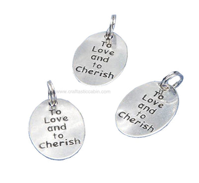 Love N Cherish Charms 20 SIL