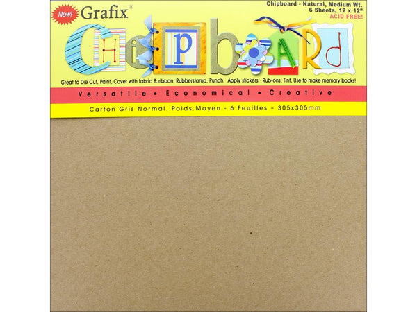 Grafix Chipboard 12