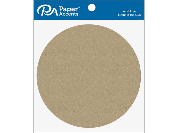 Paper Accents Chip Shape 7.5