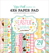 "Carta Bella Collection EASTER Paper Pad 6""x 6"""