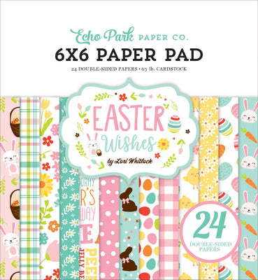 Carta Bella Collection EASTER Paper Pad 6