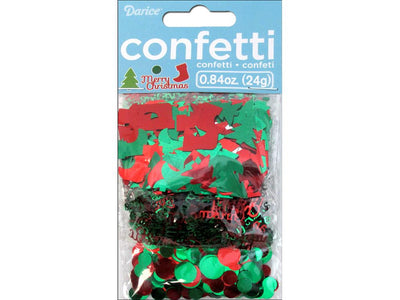 Confetti Pack Holiday Christmas Icons .5oz