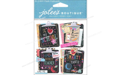 EK Success Jolee's Boutique Chalk Clipboards