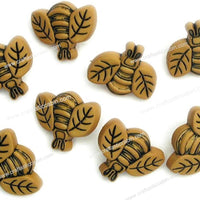 Jesse James Buttons Fun Bees