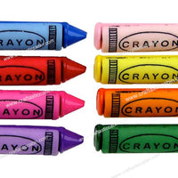 Jesse James Buttons Fun Crayons