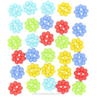 Jesse James Buttons Petite Petals