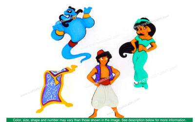 Jesse James Dress It Up Disney Aladdin